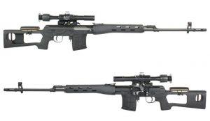 спринговая модель винтовки